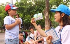 Học về thảm họa sóng thần từ trò chơi dân gian