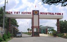 Gây ô nhiễm sông Sài Gòn, chủ khu công nghiệp bị phạt 2 tỉ đồng