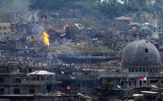 Philippines tuyên bố kết thúc cuộc chiến ở  Marawi