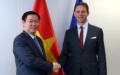Cần tôn trọng kết quả đàm phán FTA Việt Nam - EU