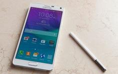 Galaxy Note 4 đang được thu hồi lại vì lỗi pin