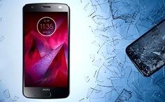 """Motorola đang phát triển màn hình tự chữa lành """"vết thương"""""""