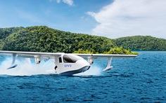 Máy bay không người lái có thể cất cánh và hạ cánh trên mặt nước