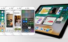 Trong nửa tháng, Apple tung ra 2 bản vá lỗi cho iOS 11
