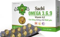 Sachi - Omega 369 từ thực vật tiên phong tại Việt Nam