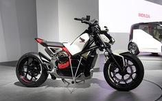 Honda hấp dẫn với hơn 50 mẫu xe tại Tokyo Motor Show 2017