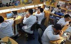 Top Ten ra mắt trung tâm bảo hành quốc tế đồng hồ tại Hà Nội
