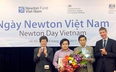 Dự án của hai tiến sĩ giành giải thưởng 6 tỉ đồng