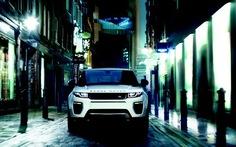 Range Rover Evoque - mẫu SUV hạng sang dành cho giới trẻ thành đạt