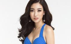 Hoa hậu Mỹ Linh tung ảnh bikini nóng bỏng