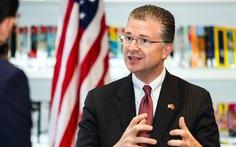 Tân đại sứ Mỹ Daniel J. Kritenbrink: Giấc mơ thành sự thật!