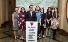 8X mở trường Việt tại Mỹ để kết nối quê hương