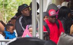 Canada đón nhận phần lớn dân vượt biên từ Mỹ