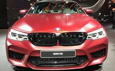 BMW lộ diện dòng M5 giá 3,5 tỉ