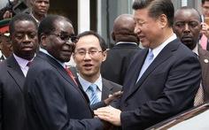 Báo Zimbabwe đề cập đến 'yếu tố Trung Quốc' trong vụ đảo chính