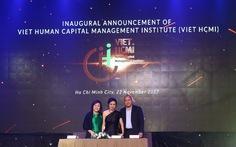 Talentnet thành lập Viện Đào tạo Nguồn Nhân lực Việt