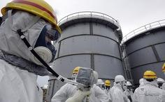 Nhật Bản bế tắc với nước nhiễm phóng xạ