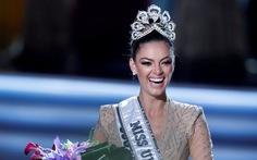 Hoa hậu Nam Phi đăng quang Miss Universe 2017