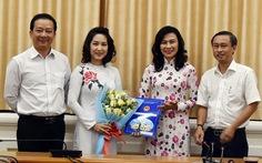 Ca sĩ Thanh Thúy làm Phó Giám đốc Sở Văn hóa Thể thao TP.HCM