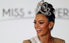 Tân Hoa hậu Hoàn vũ thanh minh scandal kỳ thị bệnh nhân HIV