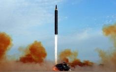 Triều Tiên lại bắn thử tên lửa liên lục địa xuống Biển Nhật Bản