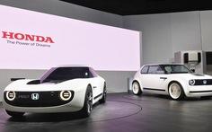 Honda sản xuất xe hơi điện sạc đầy trong 15 phút