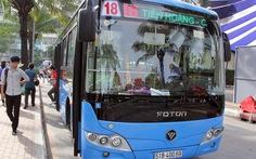 Xe buýt mới: sạch - tiện cho người khuyết tật - miễn phí WIFI