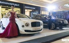 Thương hiệu siêu sang Bentley vào thị trường Việt Nam