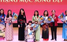 4 cô giáo mầm non Phú Yên nhận giải thưởng 'Sống đẹp'