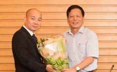 Sếp Petrolimex trở thành cục trưởng Cục Xúc tiến thương mại