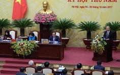 Hà Nội: Có cán bộ chưa làm hết trách nhiệm với dân