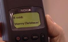 Tin nhắn SMS mừng 'sinh nhật' tuổi 25