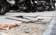 Chủ tịch UBND Hà Nội: 'Lát lại vỉa hè đã để dư luận xấu với cử tri'