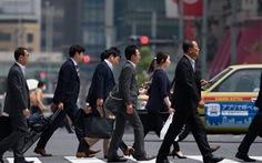 Chiến dịch đi bộ đi làm trong giới văn phòng Nhật Bản