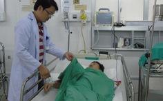 Can thiệp lấy huyết khối cứu bệnh nhân bị tắc mạch não