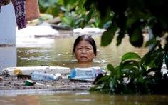 Sốc với ảnh thảm họa thiên nhiên dữ dội năm 2017