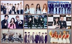 Exo, Wanna One, BTS được mong chờ nhất ở Kpop show cuối năm