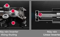 Những ưu điểm công nghệ Linear Inverter của tủ lạnh LG