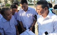 Bí thư Đà Nẵng Trương Quang Nghĩa thị sát điểm nóng ô nhiễm