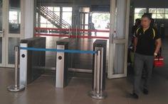 Triển khai soát vé tự động hành khách đi tàu