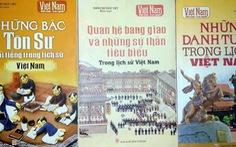 Kinh ngạc 'Trí thức Việt' cóp nhặt, xào xáo biên soạn sách