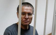 Kỳ án ở Nga: cựu bộ trưởng kinh tế bị kết án 8 năm cải tạo