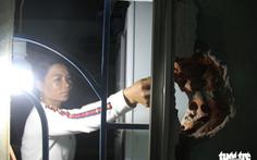 'Mưa đá' vào nhà dân từ công trường nhà máy thép Hòa Phát