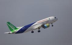 Máy bay chở khách 'Made in China' lại cất cánh thử nghiệm