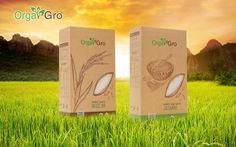 Chuyện về hạt gạo hữu cơ Orgagro