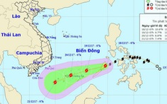 Bão sắp vào biển Đông, miền bắc tiếp tục rét đậm