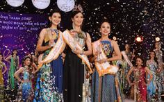 Nữ sinh ĐH Tây Đô đăng quang Hoa khôi Sinh viên VN 2017