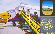 Đi chơi thỏa thích ở Thái Lan với Nok Air
