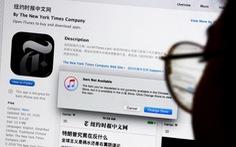 Google, Facebook muốn qua sông ở Trung Quốc phải lụy đò kiểm duyệt