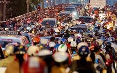 Ám ảnh kẹt xe 'nút thắt' cầu Nguyễn Tri Phương - Chánh Hưng